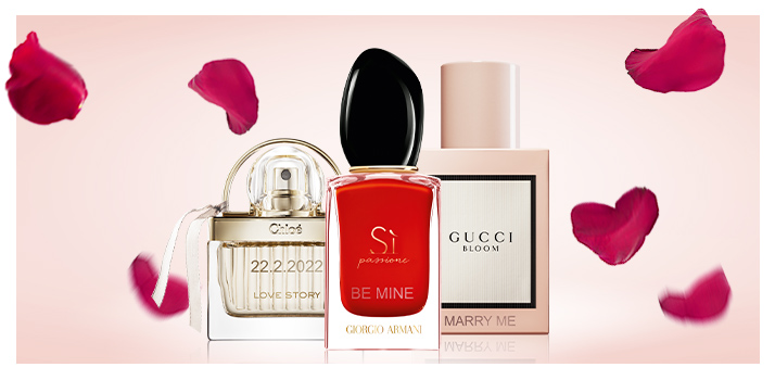 fragrances with engraving