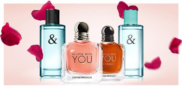 couple fragrances