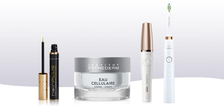 tipy na hi-tech beauty kozmetické vychytávky pod vianočný stromček