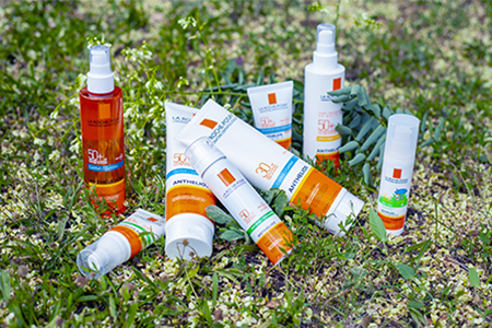 Testujeme: Slnečná starostlivosť La Roche-Posay Anthelios