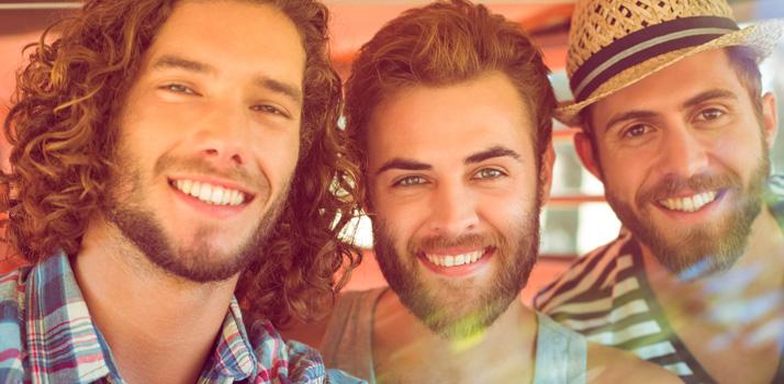 cómo dejarse crecer la barba