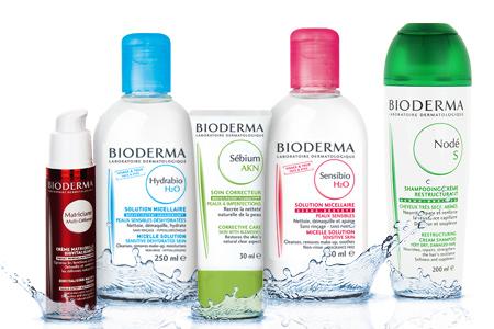 Bioderma Produkte