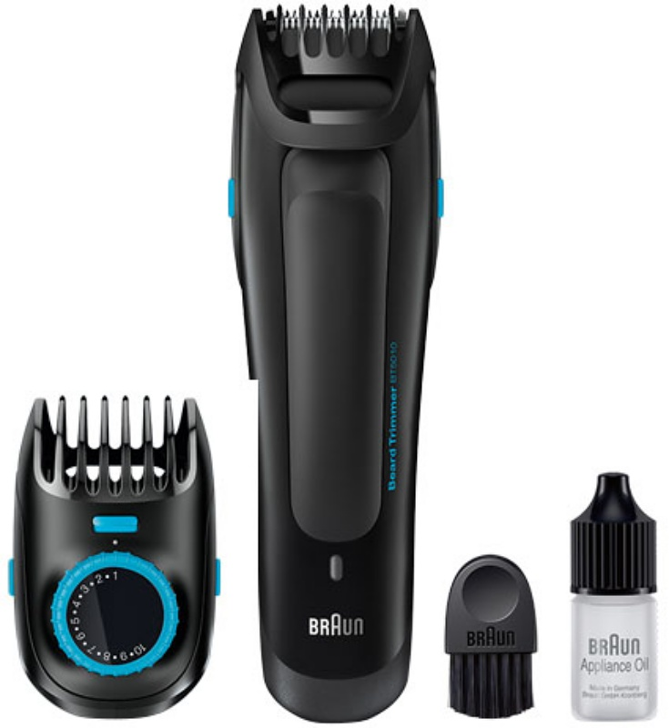 Тример за брада  Braun Beard Trimmer BT5010