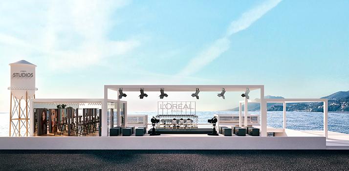 L'Oréal Paris na filmovom festivale v Cannes