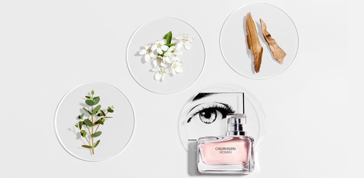 zloženie vône Calvin Klein Women