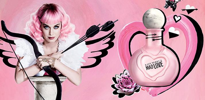 парфумована вода Katy Perry's Mad Love