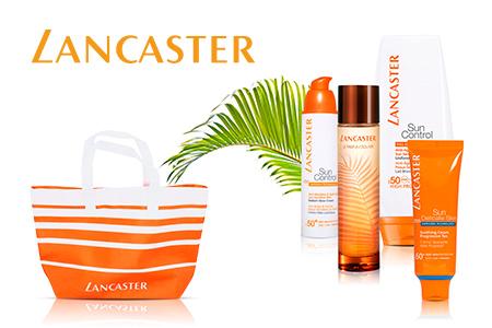 Lancaster napozó kozmetika