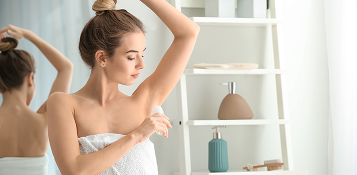 deodorante, antiperspirante, notino