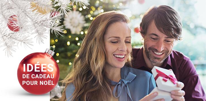 IDÉES DE CADEAU POUR NOËL : À la recherche d'un cadeau pour votre