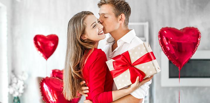 Idées cadeaux Saint-Valentin