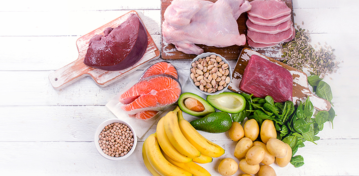 zdravá strava ako pomoc v boji proti akné