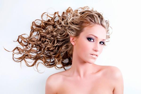 Кучеряве волосся