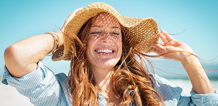 sun protection for sensitive skin