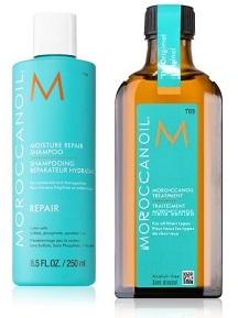 Moroccanoil Repair Shampoo für beschädigtes Haar