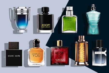 Parhaat miesten tuoksut: top 10 tuoksua miehille