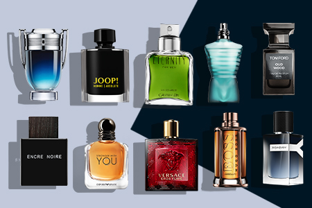 The best men's fragrances: the top 10 men's aftershaves