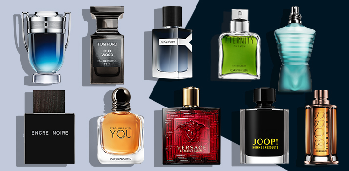 Top parfumuri pentru bărbați, Notino și 10 parfumuri