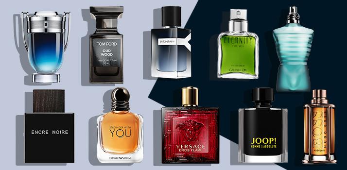 top men's perfumes