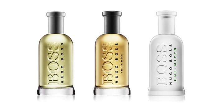 Pánske parfémy Hugo Boss