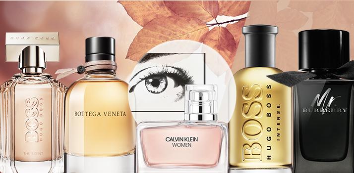 jesenné parfémy pre ženy a mužov na Notino.sk