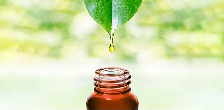 természetes olajok