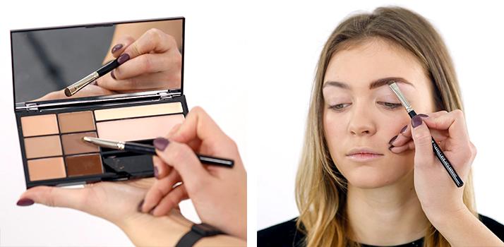 Comment teindre les sourcils