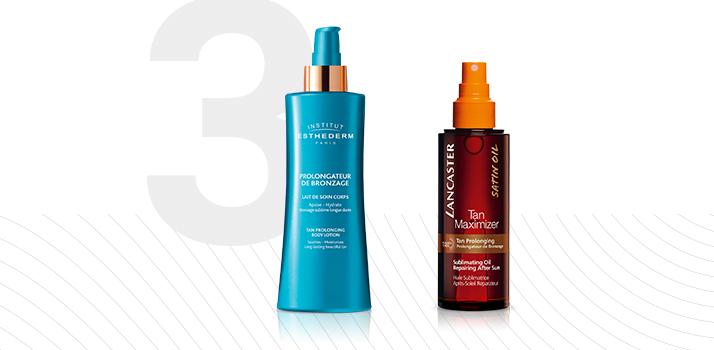 starostlivosť po opaľovaní pre regeneráciu pokožky