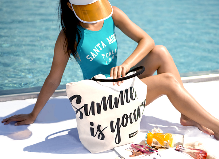 plážová taška Notino Summer Is Yours