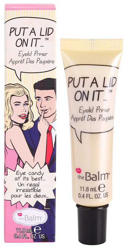 theBalm Put A Lid On It podkladová báza pod očné tiene