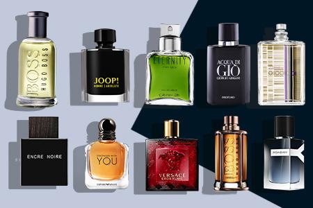 Найкращі парфуми для чоловіків: топ-10
