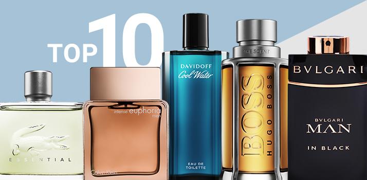 pánske parfémy roku 2017