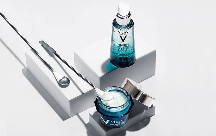 Vichy Mineral 89 na hydratáciu pleti