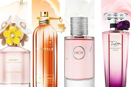 Najbolj priljubljene sestavine parfumov