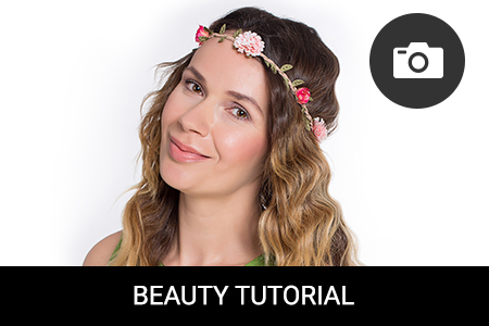 TUTORIAL za frizuru u stilu BOHO-chic