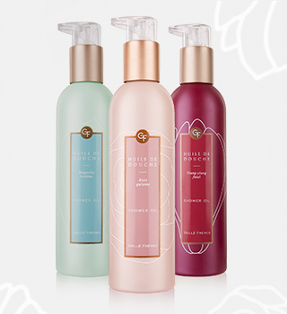 Shower Oils Gellé Freres