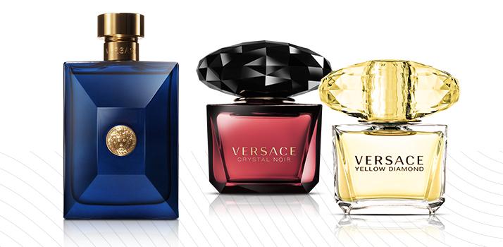 La marca TOP Versace Profumi