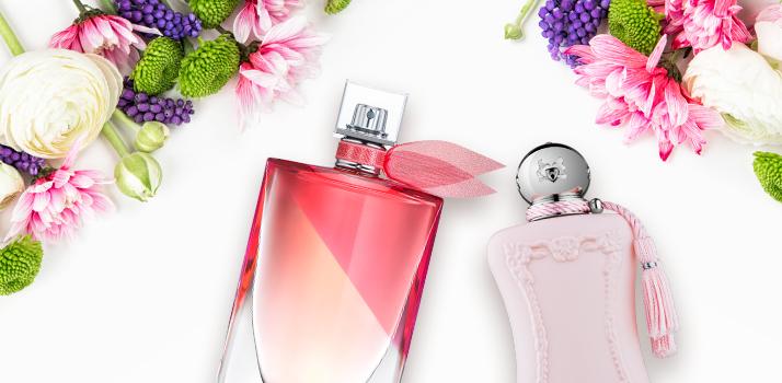 parfum la vie est belle, parfum printemps frais et fruité