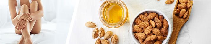 Bienfaits huiles végétales pour la peau