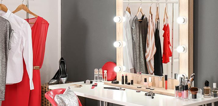 méthode konmari rangement maquillage