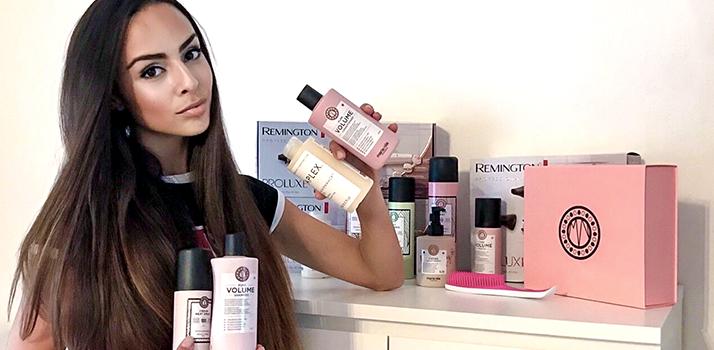 Miss Czech Republic: Jak pečuje o své vlasy Mirka?