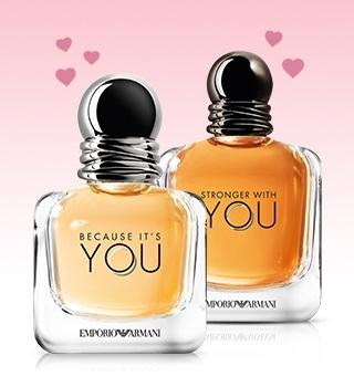 Parfémové dvojice pro ni a pro něj