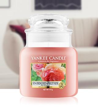 Ароматические лампы и подсвечники Yankee Candle