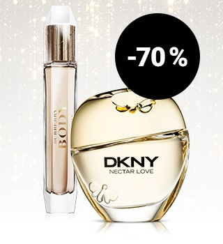 New Year Sale - perfumes