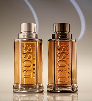 Boss the scent fot him