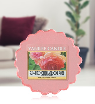 Cires parfumées Yankee Candle