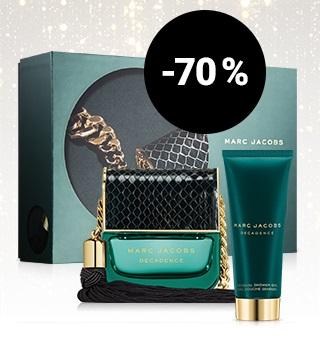 Neujahrs-Ausverkauf von Parfümsets
