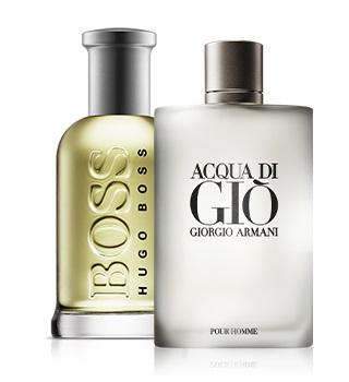 Beste parfums voor mannen