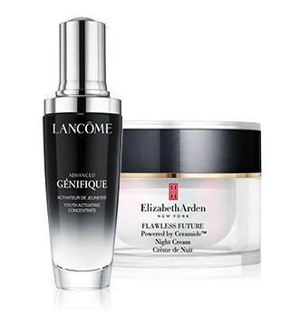 Îngrijire ten - parfumuri și cosmetice de lux