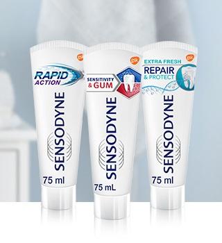 Sensodyne pasta na zuby