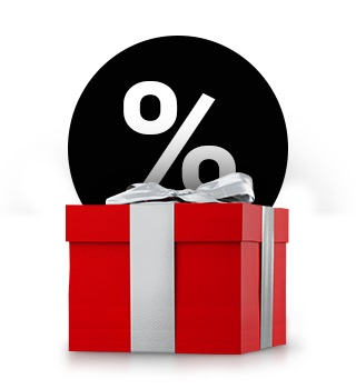 Gifts in promotion